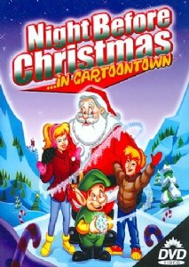 Night Before Christmas In Cartoontown from Allumination