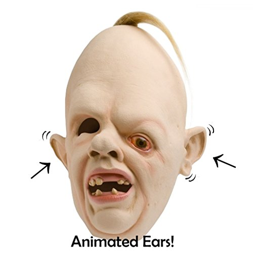 The Goonies Sloth Mask With Animated Ears