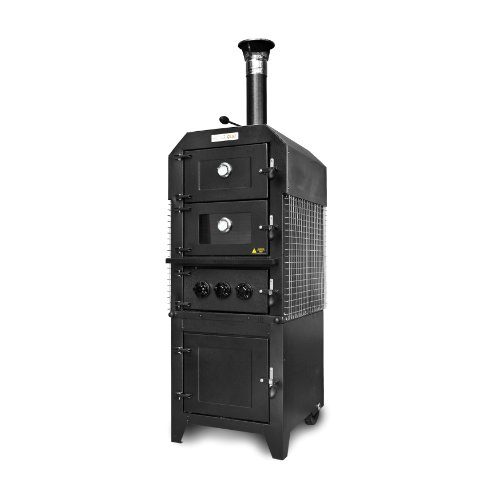 EcoQue Wood Oven and Smoker