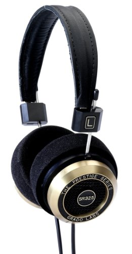 Grado SR-325i Headphones - Top of the Range Prestigious Headphones