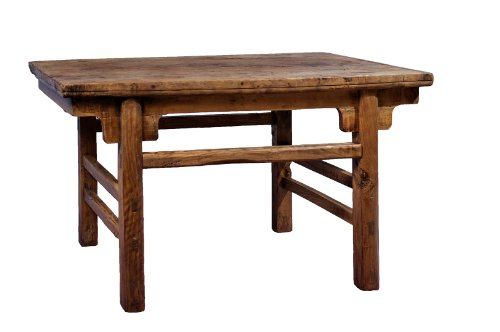 Details for Antique Revival Rectangular Rustic Coffee Table, Reclaimed Wood by Antique Revival (Home Decor)