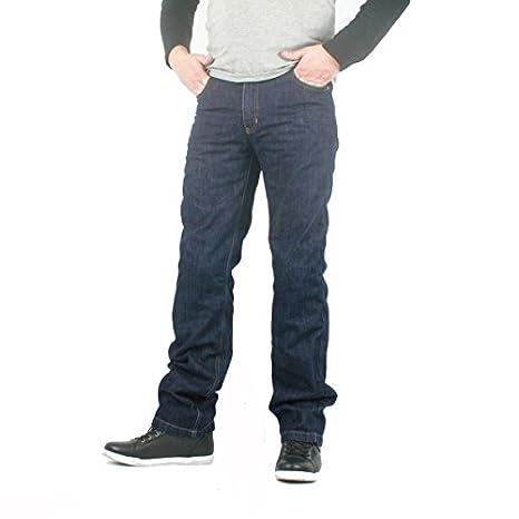 Pantalon moto Jean Kevlar Furygan 01 - 48 - Brut