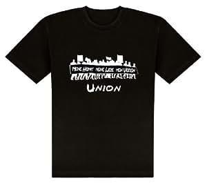 World of Football T-Shirt meine Heimat... Union - S