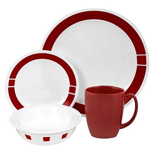 corelle-geschirr-set-urban-red-aus-vitrelle-glas-fur-4-personen-16-teilig-splitter-und-bruchfest-rot