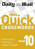 Daily Mail Daily Mail: New Quick Crosswords 10 (The Mail Puzzle Books)