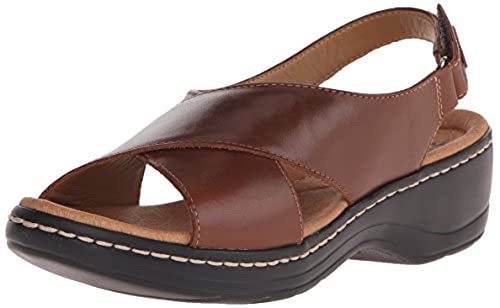 10. Clarks Women's Hayla Heaven Dress Sandal