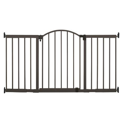 Summer Infant Extra Tall Walk-thru Expansion Gate - Metal - Toddler Kids Furniture - Adjustable to Desired Width and Sturdy - Perfect for Protection and Safety of Toddlers (6 Feet Gates compare prices)