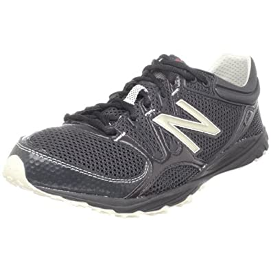 New Balance Men's MT101 Trail Running Shoe,Black,9 D US