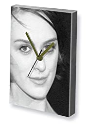 LOUI BATLEY - Canvas Clock (LARGE A3 - Signed by the Artist) #js001