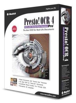 Presto! OCR Pro 4