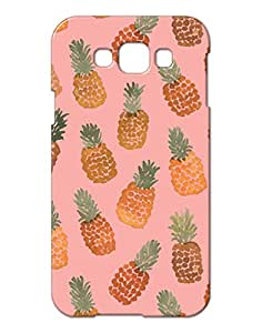 Pickpattern Back Cover for Samsung E7