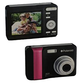 Polaroid I531 5-Megapixel Digital Camera images
