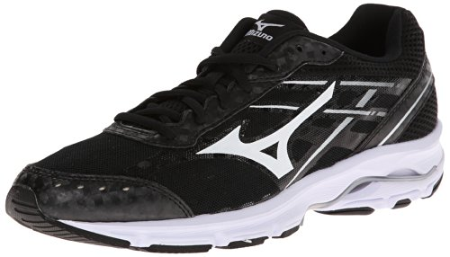 Mizuno Men'S Wave Unite 2 Training Shoe,Black/White,12.5 M Us