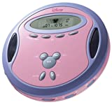 Disney CD Player w/45 Second Electronic Shock Protection-Princess Line