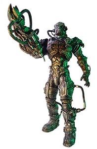 """7"""" Star Trek Borg Assimilation Klingon Action Figure"""