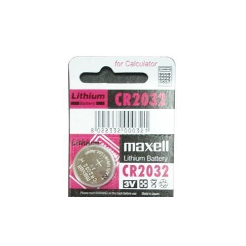 tanco-impex-maxell-2-piles-au-lithium-cr2032-pour-pese-personne-weight-watchers-3-v