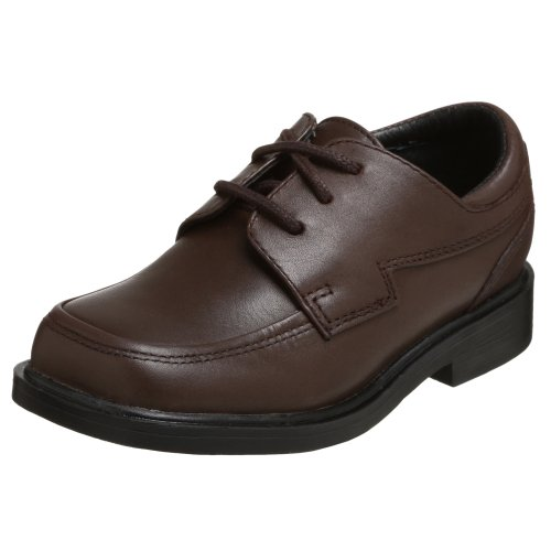 Kenneth Cole Reaction T-Flex Oxford (Toddler/Little Kid),Chocolate,11.5 M Us Little Kid front-884332