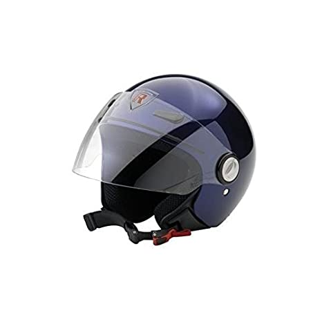 Bottari Moto 64130 Casque Frontera, Bleu, Taille : S