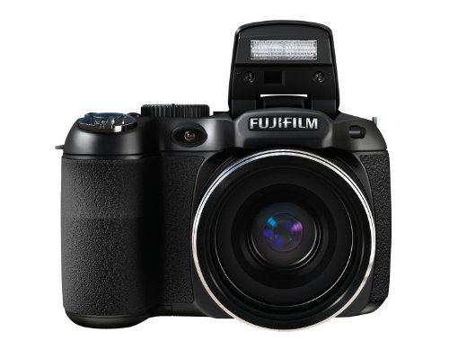 Fujifilm FinePix S2980 Digital Camera (14MP, 18x Optical Zoom) 3 inch LCD Screen