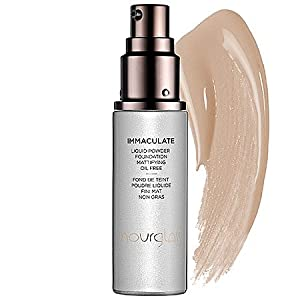 hourglass IMMACULATE Liquid powder Foundation -Mattifying-oil free BEIGE from Hourglass