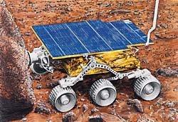 Chris Calle: 1990S - Space Exploration