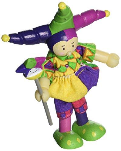 Budkins Jester Figure - 1