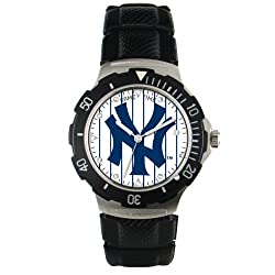 "New York Yankees MLB Men's ""Agent Series"" Watch"