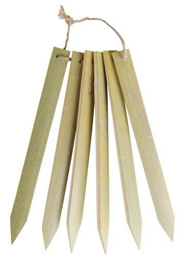 Esschert-Design-Long-Bamboo-Plant-Labels-Sun-Catcher-Set-of-6