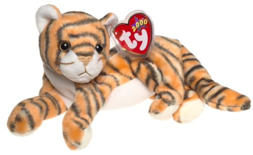 TY Beanie Baby - INDIA the Tiger
