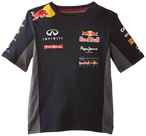 pepe-red-bull-racing-collection-t-shirt-garcon-bleu-6-ans