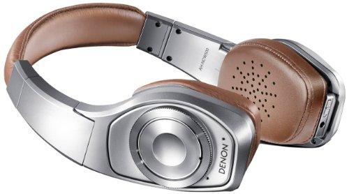 Casque Denon AH-NCW500 - Bluetooth couleur Argent