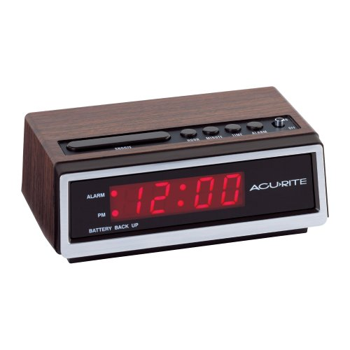 Chaney Instruments Preston LED Alarm Clock