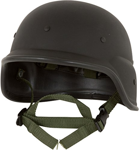 Tactical M88 ABS Tactical Helmet - With Adjustable Chin Strap - By Modern Warrior (Airsoft Gas Mask compare prices)