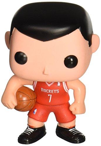 Funko POP NBA Series 2 Jeremy Lin Vinyl Figure (Rockets Uniform) - 1