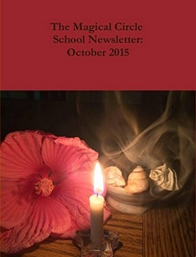 The Magical Circle School Newsletter: October 2015