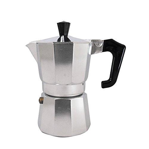 Pezzetti Stove-Top Moka Espresso Italian-Made Coffee Maker Moka Pot- 1,2,3,6,9,14 Cup (2 Cup) (Italian Made Espresso Maker compare prices)