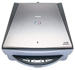 Canon CanoScan 9900F USB Flatbed Color Image Scanner