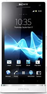 Sony Xperia SL LT26II Unlocked Android Phone--U.S. Warranty (White)
