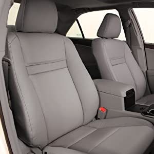 Amazon.com: Leather Upholstery for 2012 Toyota Camry LE in