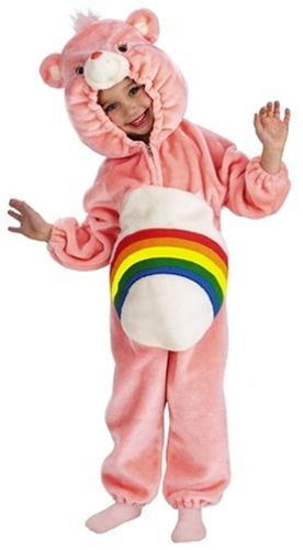Care Bears Toddler Costume: Cheer Bear Size 2- 4