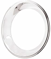 15×7 OEM Reproduction Stepped Edge Beauty Wheel Trim rings