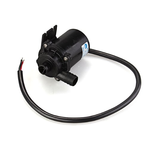 24V Cooling Brushless Motor Water Pump Fountain Kit Pool Garden Plants