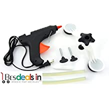 BEST DEALS - Car Repair Tools Car Styling Covers Damage Repair Removal Tool Glue Gun Kit Fix It Pops A Dent