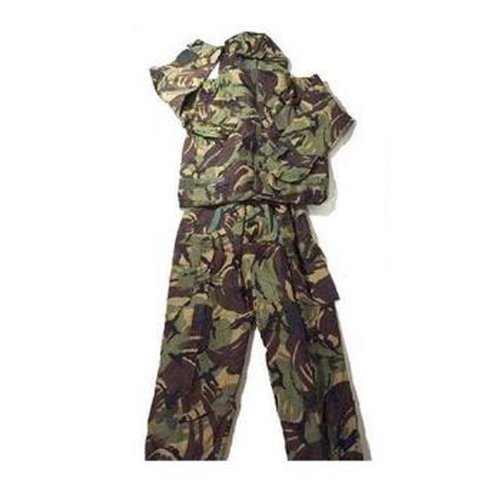 Military Outdoor Clothing U.K. Military Chemical Suit