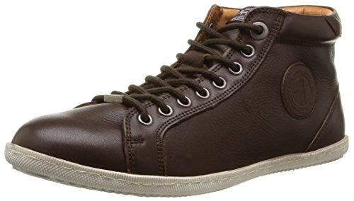 Pepe Jeans  William Basic,  Sneaker uomo Marrone Marron (878Brown) 42