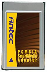 Antec SmartMedia PC Card adapter with PC Card Reader