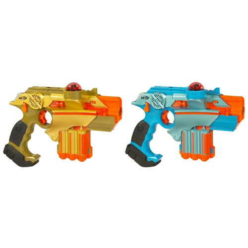 Lazer Tag Nerf Two-Player Battle System