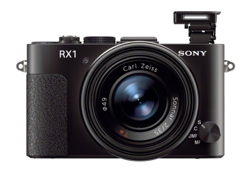 Sony DSC-RX1/B Cybershot Full-frame Digital Camera