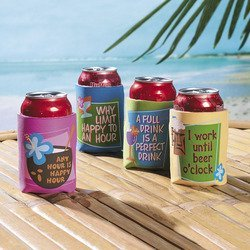 TROPICAL CAN COVER (2 DOZEN) - BULK