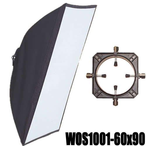 Original Softbox Studio Photo Video DynaSun WOS1001 60x90cm 24